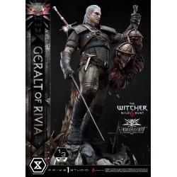 Statua 1:3 Geralt z Rivii