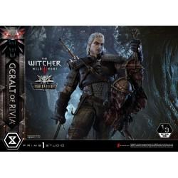 Figurka Geralt z Rivii