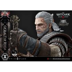 Figurka Geralt z Rivii Prime 1 Studio 88 cm