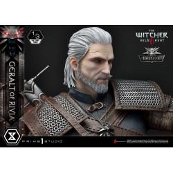 Geralt z Rivii Deluxe Edycja