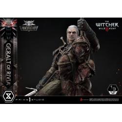 Statua Witcher 3 Dziki Gon