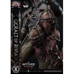 Witcher 3 Wild Hunt Statua 1/3 Geralt of Rivia 88 cm Prime 1 Studio