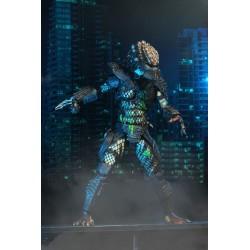 Predator Action Figure Ultimate Battle-Damaged City Hunter 20 cm