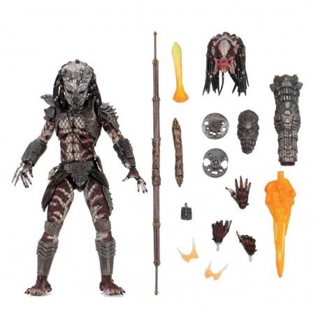 Figurka Predator 2 Action Figure Ultimate Guardian Predator 20 cm