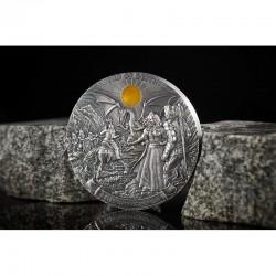 moneta 50$ wiedźmin miecz przeznaczenia