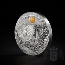 moneta 50$ wiedźmin miecz przeznaczenia rewers