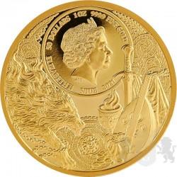 złota moneta wiedźmin ostatnie życzenie