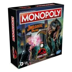 Monopoly Jurassic Park - wersja angielska