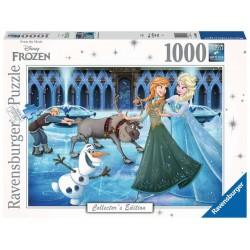 Puzzle 1000 el. Frozen - Disney