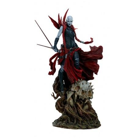 asajj ventress statua 58 cm