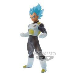 Figurka Vegeta 19 cm Clearise Super Saiyan God - Dragon Ball Super