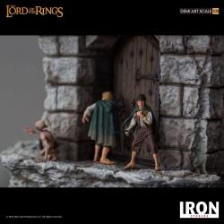 Frodo - Fell beast