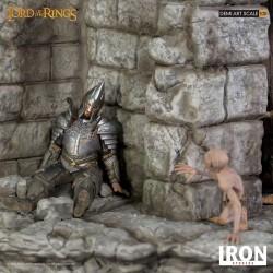 zabity Gondorczyk i Gollum