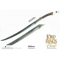 elrond 30 cm action figure miecz
