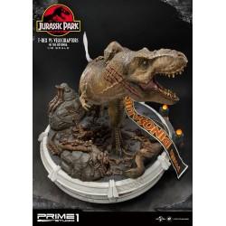tyranozaur i velociraptory