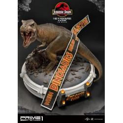 tyranozaur od góry