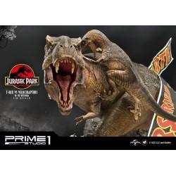 tyranozaurus rex pysk