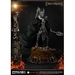 statua Saurona