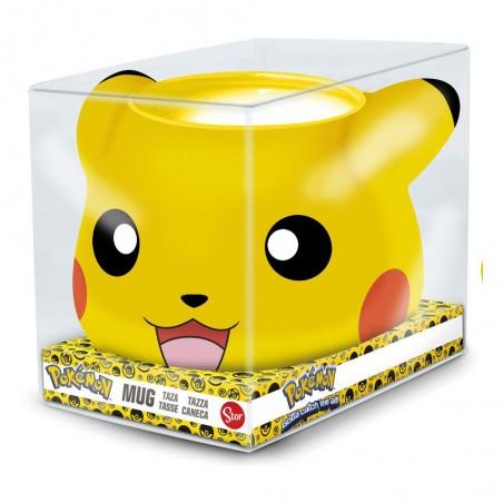ceramiczny kubek 3d pikachu