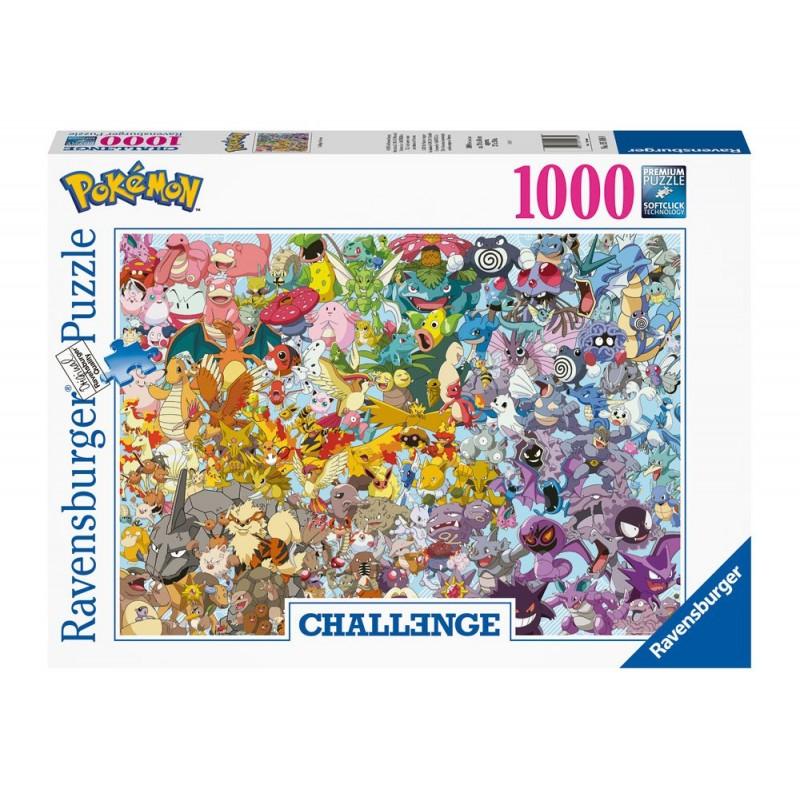 puzzle 1000 el. pokemon