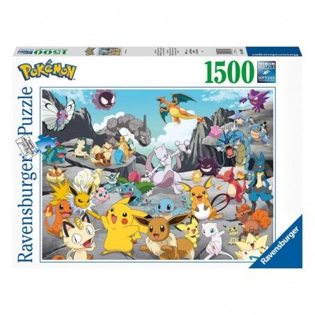 puzzle 1500 pokemon