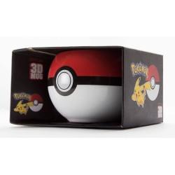 kubek pokeball pokemon 3d