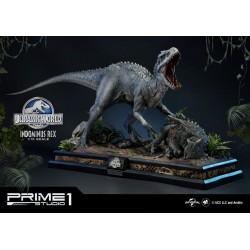 Statua Indominus Rex 1/15 105 cm - Jurassic World