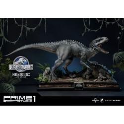 Indominus rex statua
