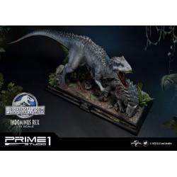 statua indominus rex