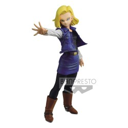 Figurka Android 18 18 cm Match Makers - Dragon Ball Z