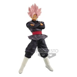 Figurka Goku Black 16 cm Super Saiyan Rosé - Dragon Ball Super
