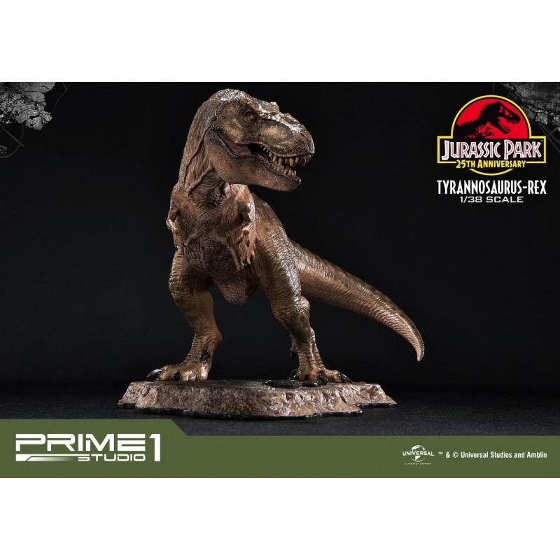 Statua Tyranozaur Rex 18 cm 1/38 - Jurassic Park