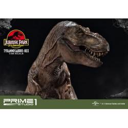 głowa statua t-rex 18cm