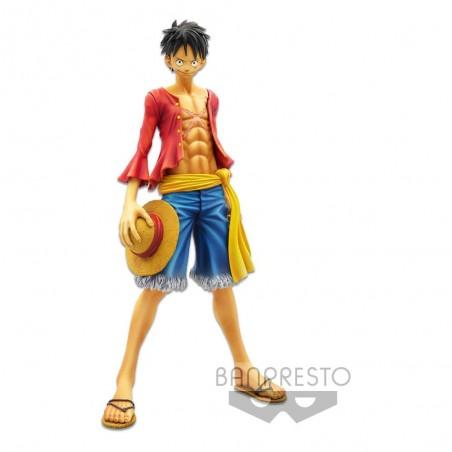 Figurka Monkey D. Luffy 24 cm Chronicle Master Stars Piece - One Piece