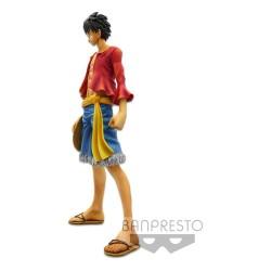 Figurka Monkey D. Luffy 24 cm