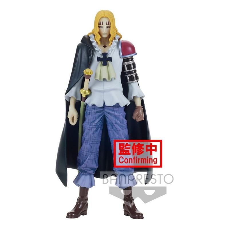 Figurka Basil Hawkins (Wano Kuni) 17 cm DXF Grandline Men - One Piece