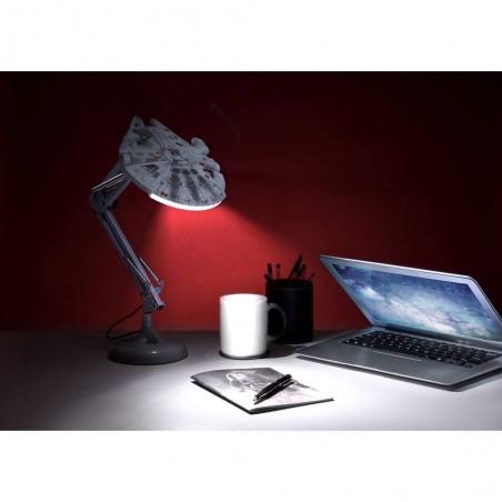 Lampka na biurko 60 cm Millenium Falcon Sokół - Star Wars
