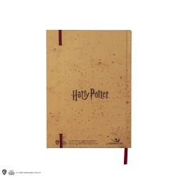 Zeszyt A5 Mapa Huncwotów  Harry Potter