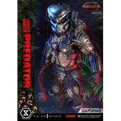 Statua Jungle Hunter Predator Museum Masterline Deluxe Bonus Version 1/3 90 cm
