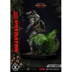 Statua Jungle Hunter Predator Museum Masterline Deluxe
