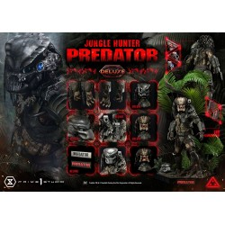 statua deluxe version predator