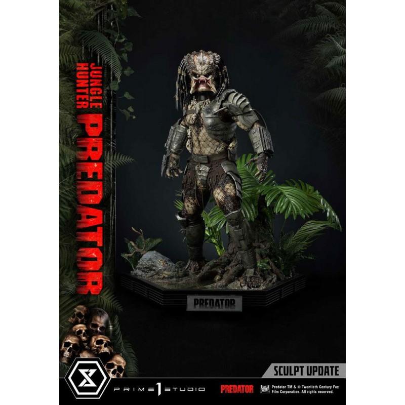 Statua Jungle Hunter Predator Museum Masterline 1/3 90 cm - Predator