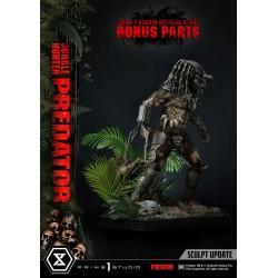 predator z tyłu 90 cm statua